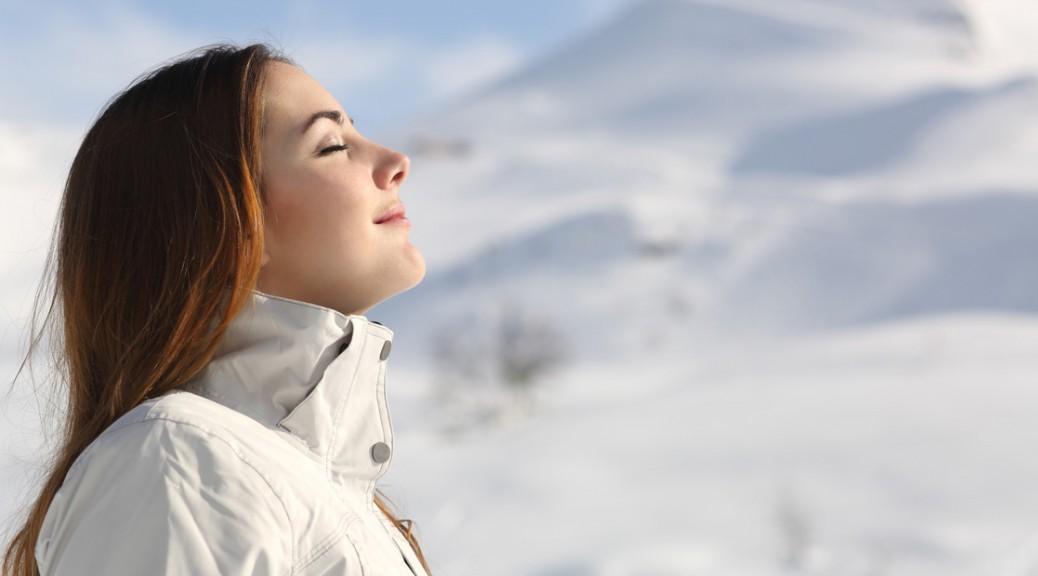 Winter Yoga in der Schweiz